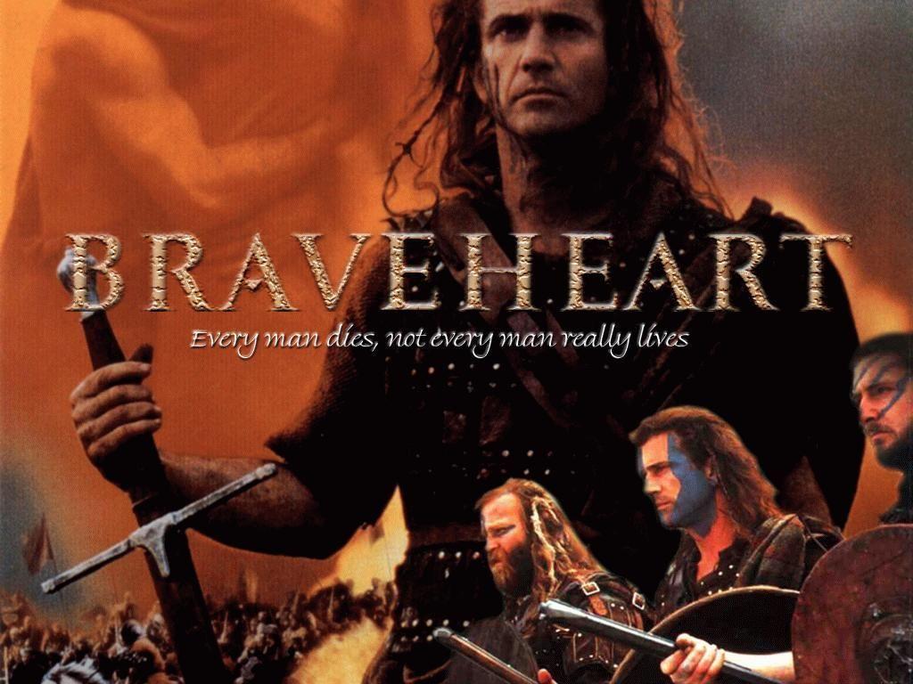 Le cinéma s'affiche !BraveheartBraveheart